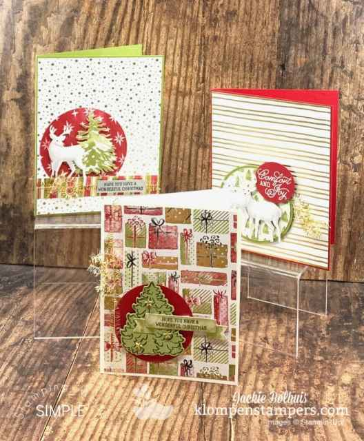 9 Beautiful DIY Christmas Card Ideas You Can Make Quickly