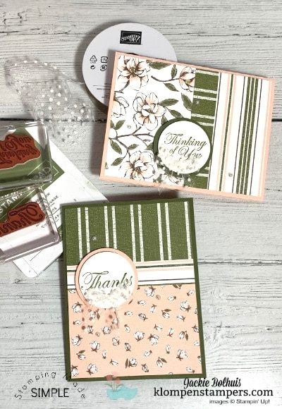 How to Make Simple Cards in Minutes