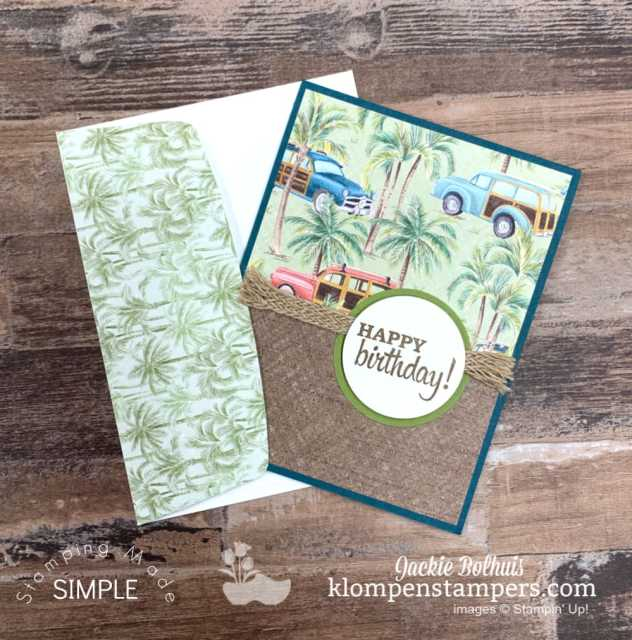 Decorate-an-Envelope-with-Matching-Birthday-Card-in-Masculine-Theme