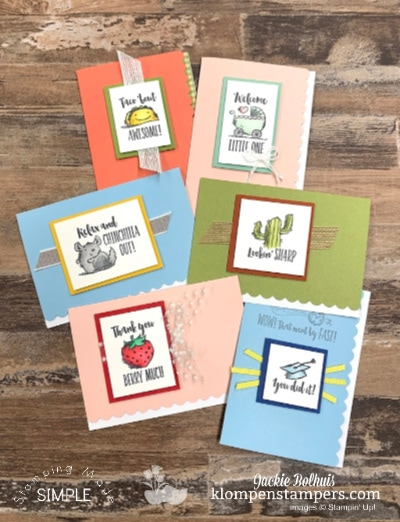 6 Fun Note Cards You Can Make Quickly