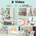 Learn How to Make 12 Cards With One Stamp Set