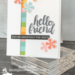 Flower Punch to Make a DIY Card
