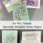 Vellum on Greeting Cards: My Best Tips to Share