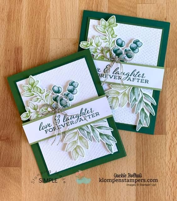 Handmade Beautiful Wedding Card