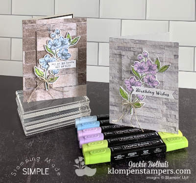 Learn How to Color With Stampin' Blends–the Best Alcohol Markers!