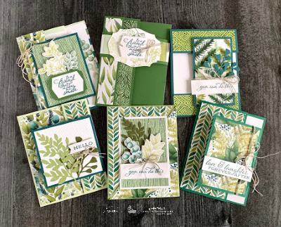 A Popular Fun Fold Class You Don't Want to Miss | Forever Fern
