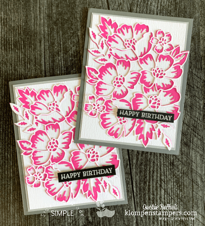 Stampin' Cut And Emboss Machine – Die Cutting Tips
