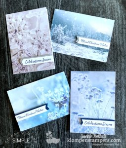 Creative Note Cards to Make: Beautiful Meets Time Saving