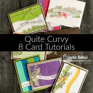 Quite Curvy Bundle Card Collection