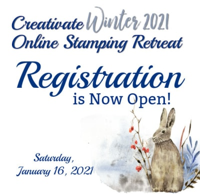 Join 5 Top Stampin' Up! Demonstrators For an Online Stamping Retreat