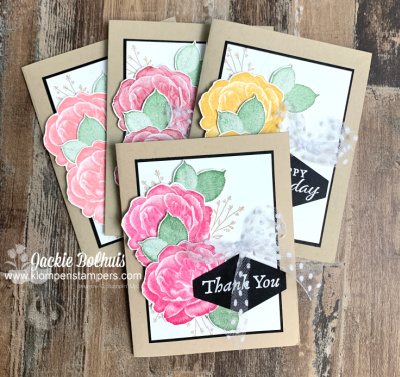 A Card Making Method That Will Save You Time