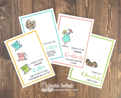 4 FUN Homemade Cards You Can Make in Minutes | SIP Cards