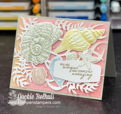 Refreshing Sand & Sea: The Best Stampin' Up! Cards to Make All Spring & Summer