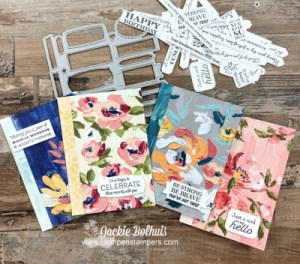 How to Make Simple Cards? Use the Many Messages Bundle and Save Time