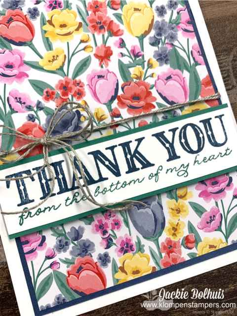 I love the font on the Ornate Thank You.