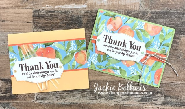 fabulous-quick-cards-with-you're-a-peach-scrapbook-paper