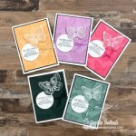 How to Make Easy Cards in Minutes and Show Off New In-Colors