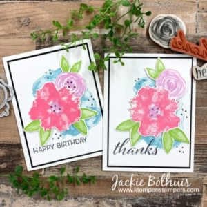 Simple Stamped Cards: The Perfect Solution To Make Easy Cards