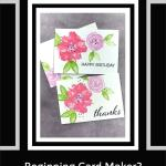Beginning Card Maker? Check Out This Easy-To-Make Idea