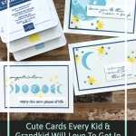 Cute Cards Every Kid & Grandkid Will Love To Get In The Mail