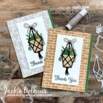 Make a Thank You Card for Customers or Friends