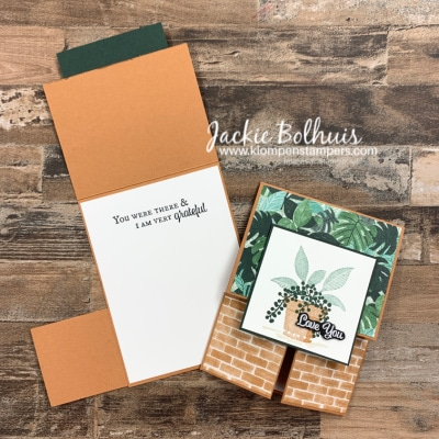 How To Make The Ever Popular Double Dutch Door Card