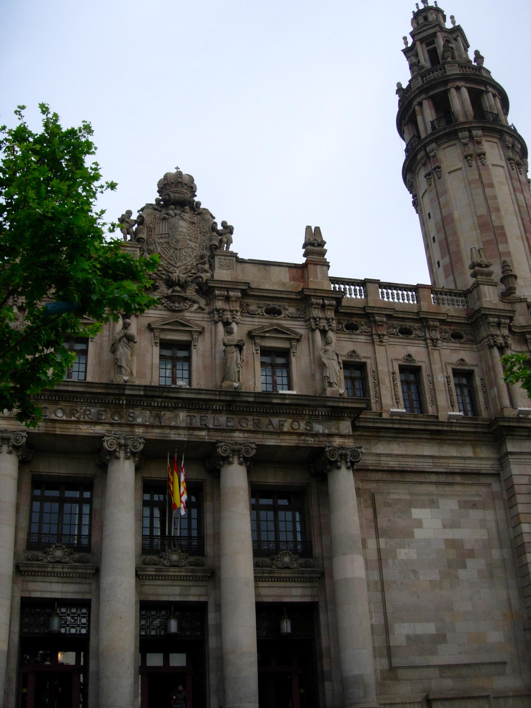 Post office, Barcelona