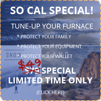 Klondike Air So Cal Special AC Heater Tune-Up