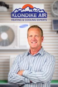 Klondike Air Conditioning Heating Orange County CA President Andrew Beeker