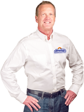 Klondike Air Conditioning Heating President Andrew Beeker