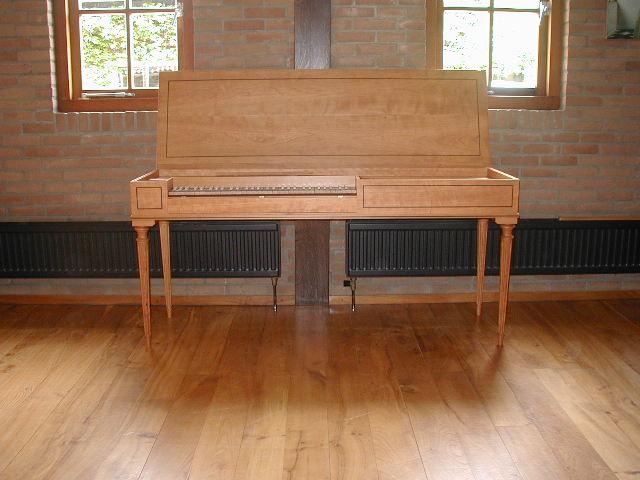 Klavechord, 2x 8'