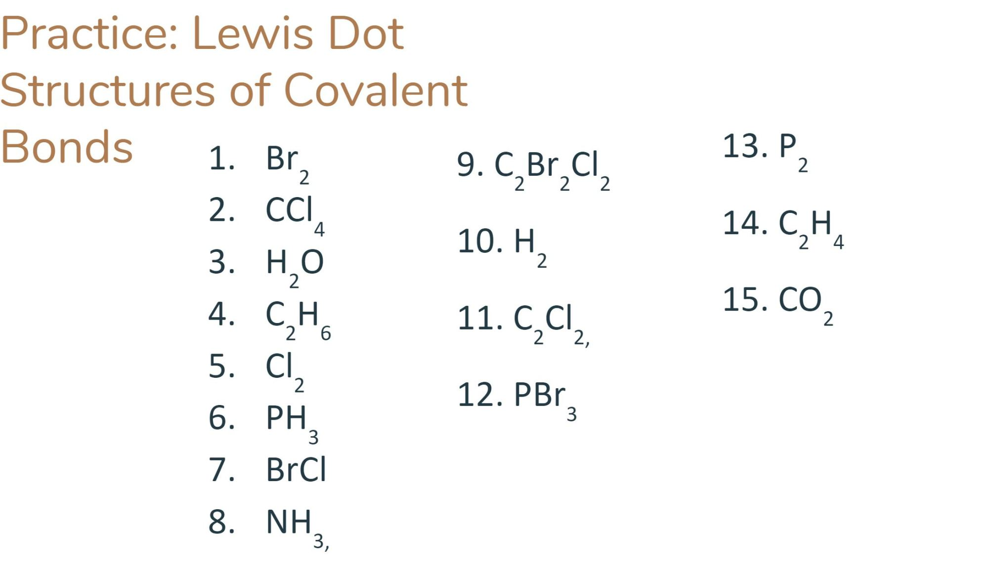 hight resolution of co lewi dot