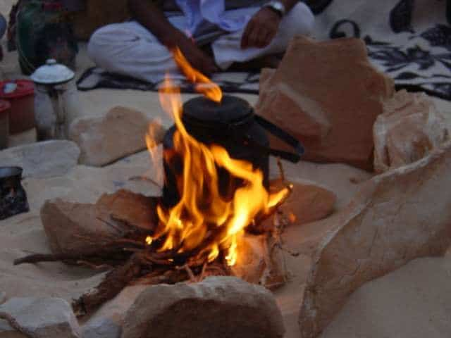 Weihnachten und Jahreswende in der Wüste Sinai