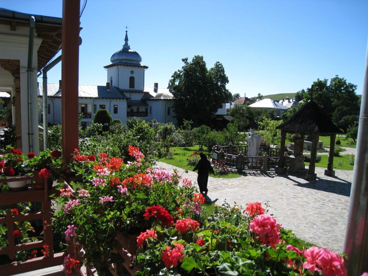 Bukowina Kloster in Rumänien