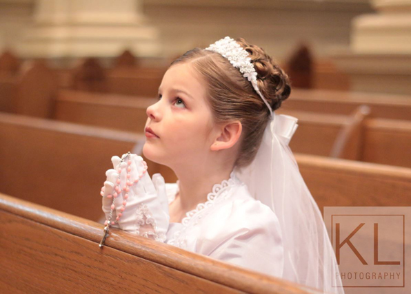 Kl Photography  First Holy Communion Photos