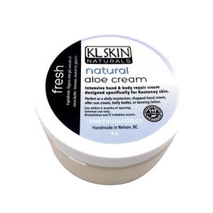 Fresh Aloe Skin Cream – Natural
