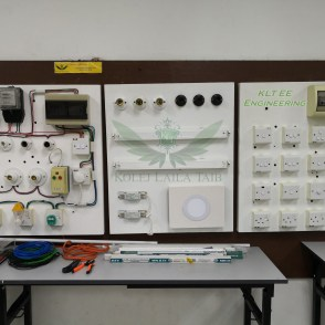 Electrical Wiring & Installation Training Board