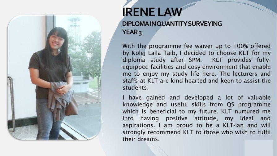 Irene Law