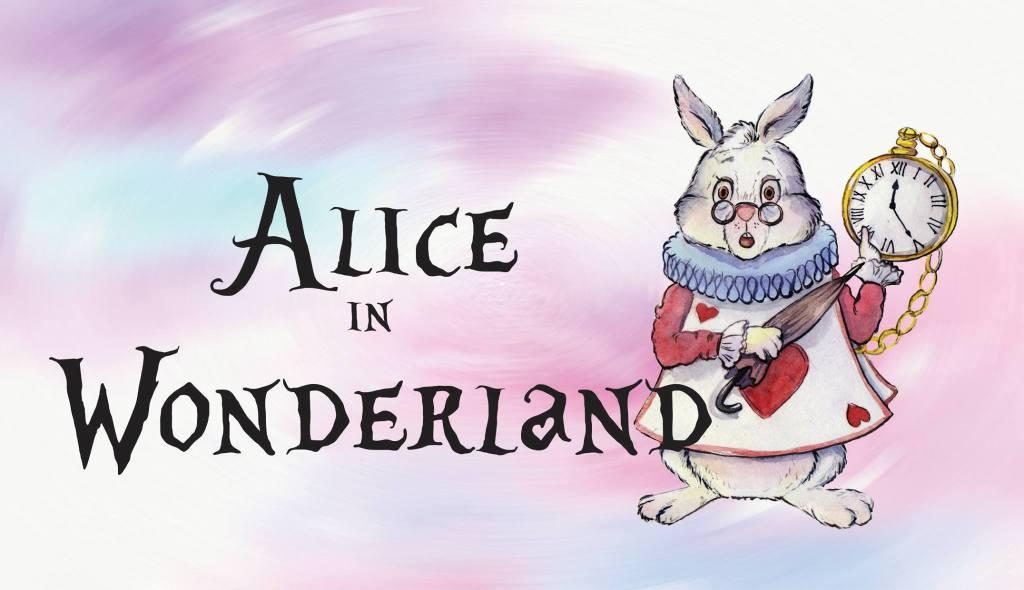 Alice in Wonderland Logo 4-2017