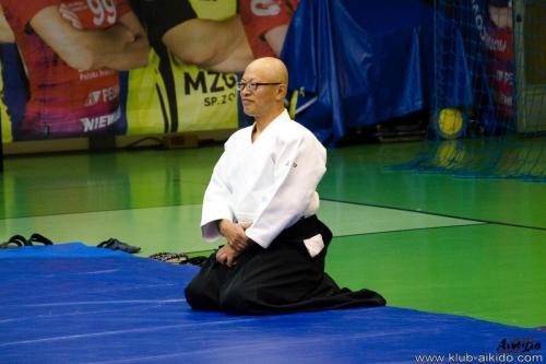 XV-lecie Klubu Aikido Aikikai - dzieci