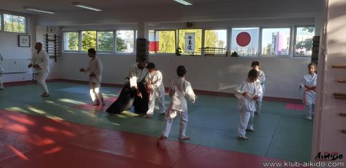 Warsztaty aikido w Częstochowie - sensei Michał Wąs 4 da 4 lipca 2019