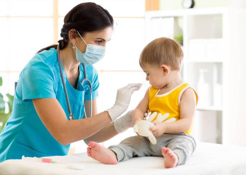 Календарь прививок для детей по возрасту - 2