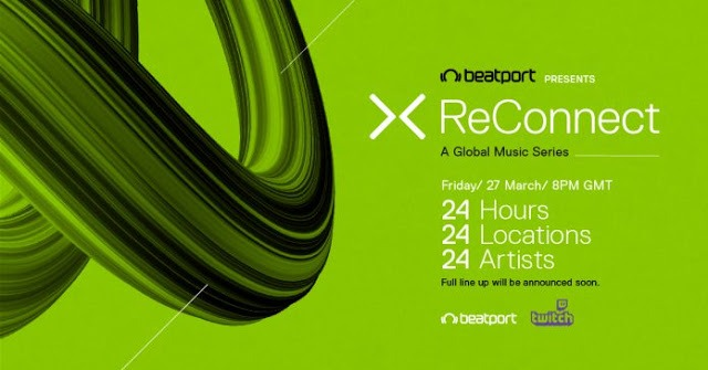 Beatport anuncia su streaming , ReConnect