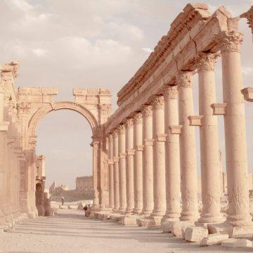 Cuda świata: Palmyra