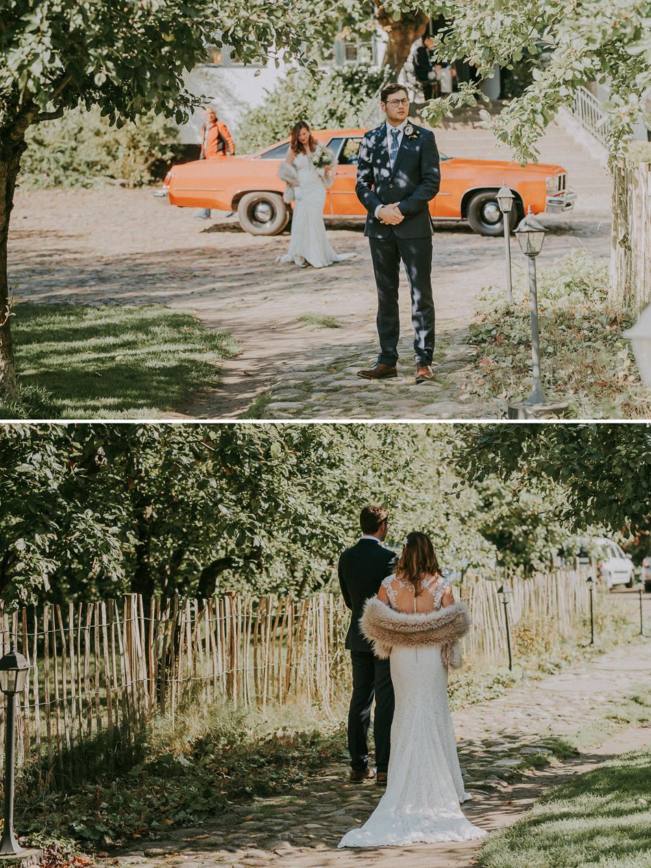First Look Hochzeitsfotograf Kappeln an der Schlei Conni Klueter Fotografie