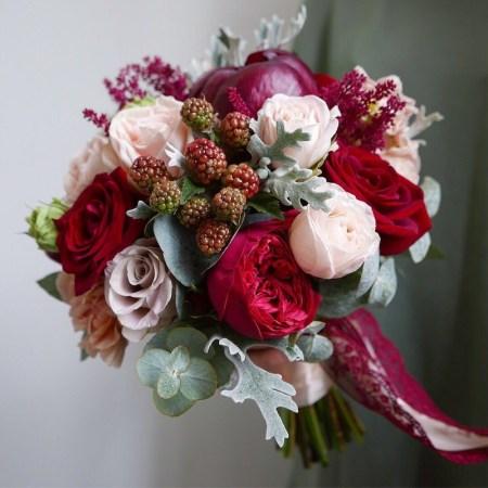 Букет невесты Наоми