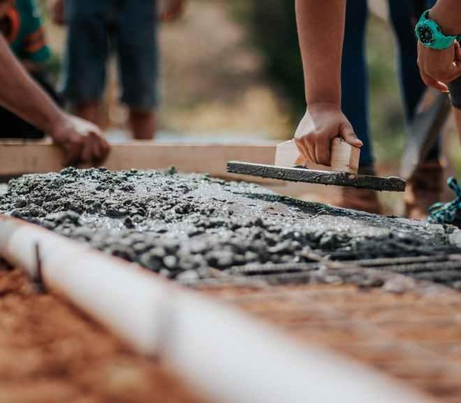 Betonrot repareren zoals Kwaaitaal en Manta (EH)