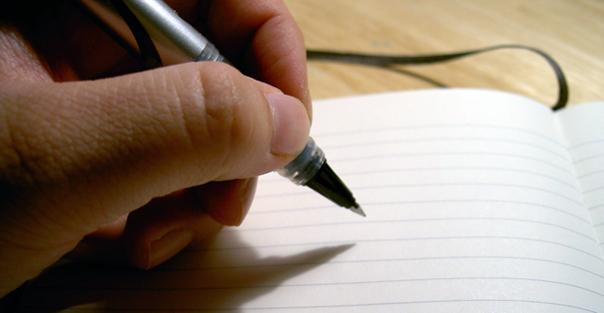 Write New Year's resolutions that get the writer in you excited!