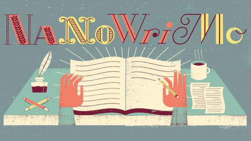 My NaNoWriMo (National Novel Writing Month) Round 3: Week 1
