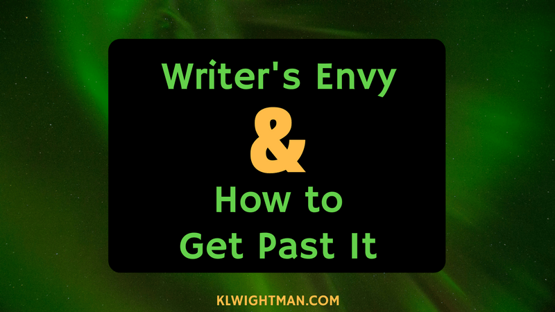 Writer's Envy and How to Get Past It via KLWightman.com